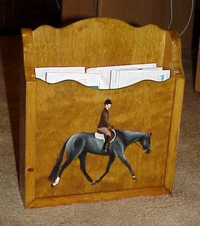 Magazine/Mail holder